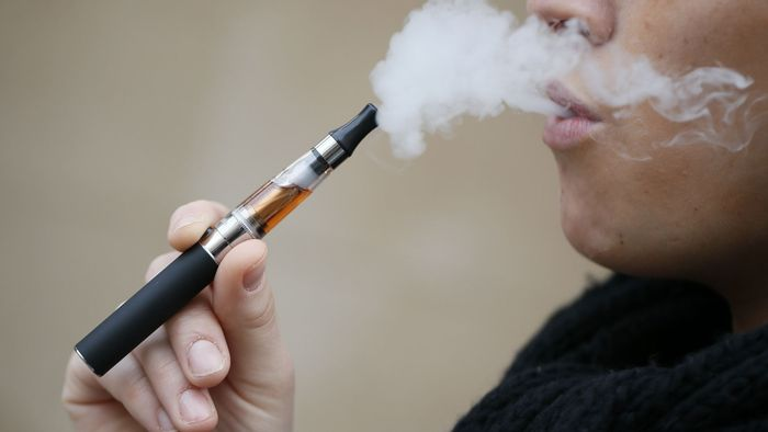 Are E-cigarettes just as harmful to our lungs as regular cigarettes?