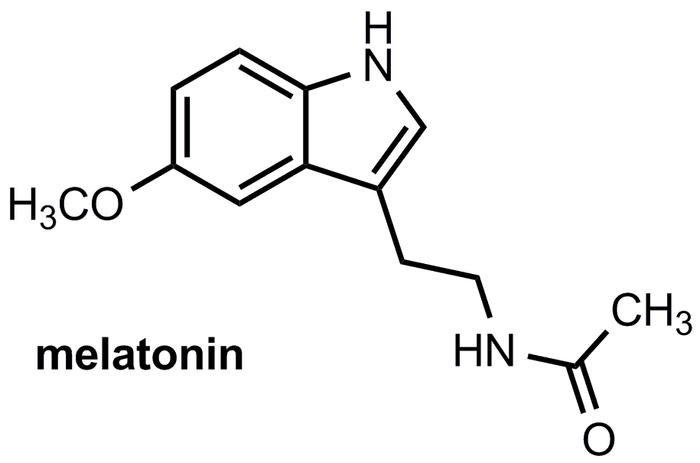 Melatonin levels are negatively correlated with MS disease activity in humans.