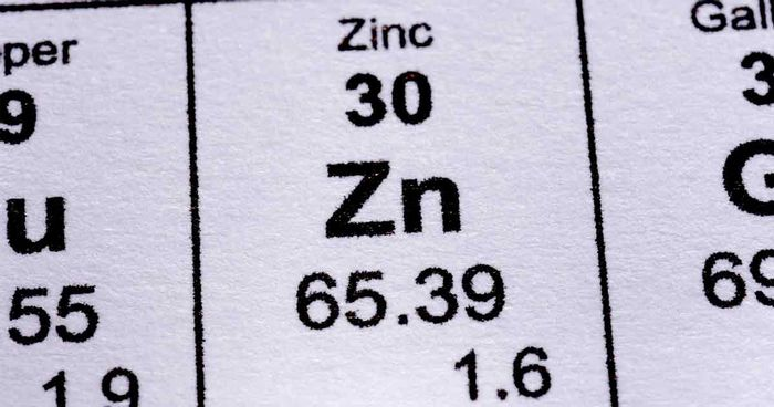 Researchers engineered E. coli to sense and respond to zinc levels.
