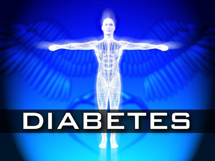 Study links diabetes to protein tangles.