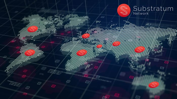 Substratum decentralized internet illustration, credit: Substratum