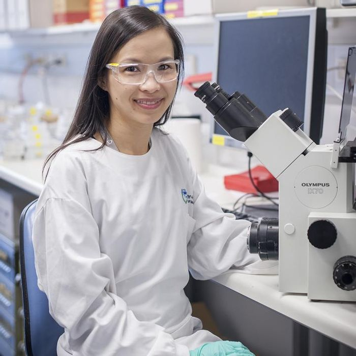 Walter and Eliza Hall Institute researcher Dr. Charis Teh has led a study revealing a quality control step in the development in immune T cells.