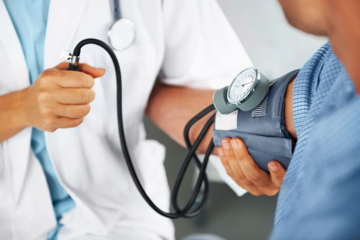 Extreme ups and downs in systolic blood pressure may be just as deadly as having consistently high blood pressure. Credit: Intermountain Medical Center Heart Institute