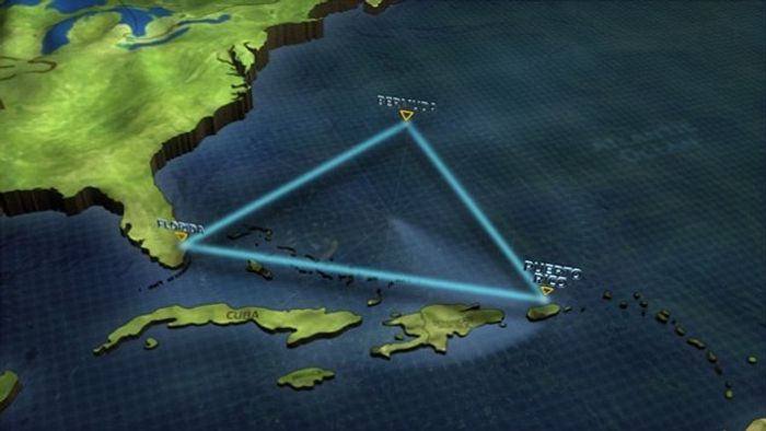 A number of ships and planes have gone missing in the infamous region known as the Bermuda Triangle.