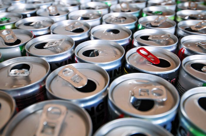 Energy drinks linked to brain injuries