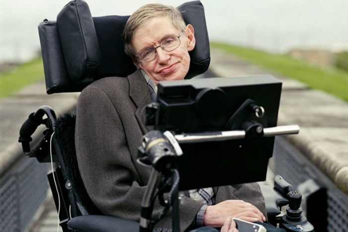 Physicist Stephen Hawking says we've got about 100 years to become an interplanetary species, or we'll all die.