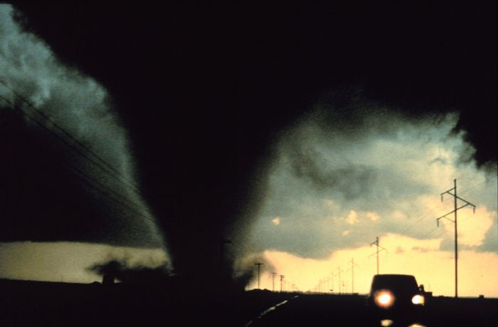 Severe weather devastates the region. Photo: Pixabay