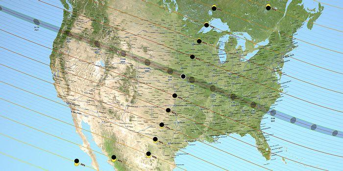 Map: NASA