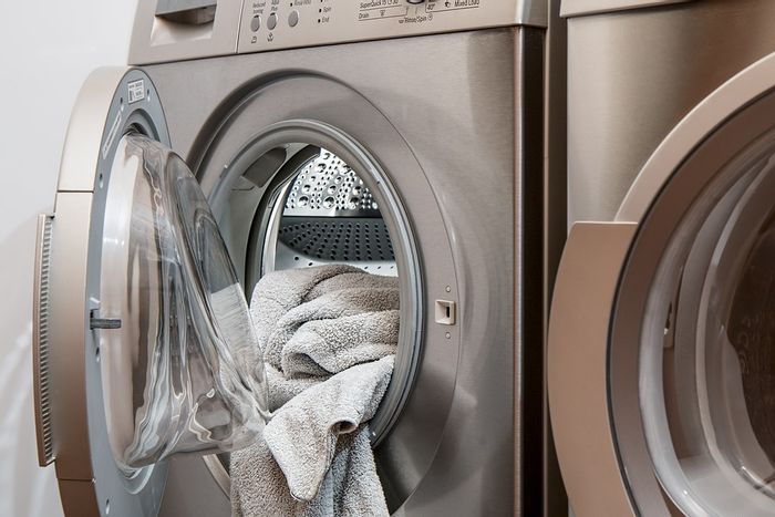 Researchers say the delicate cycle releases the most microfiber plastics. Photo: Pixabay
