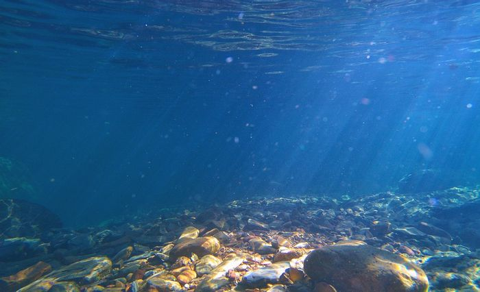 Could more sub-seafloor aquifers like this most recently discovered one be out there? Photo: Pixabay
