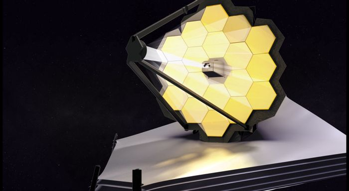 The James Webb Space Telescope's primary mirror is huge, and made up of segments. It's important to align them all properly to ensure things work properly in space.