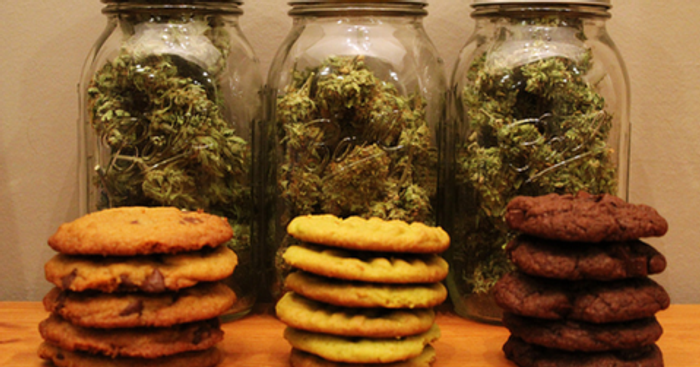 Weed Edibles; Photo Source: Green Door West