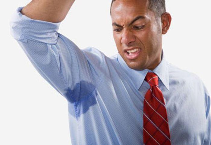 Antiperspirants increase bacterial diversity.
