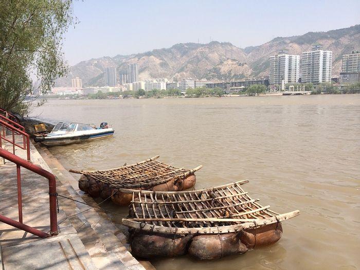 The Yellow River, China. Photo: Pixabay