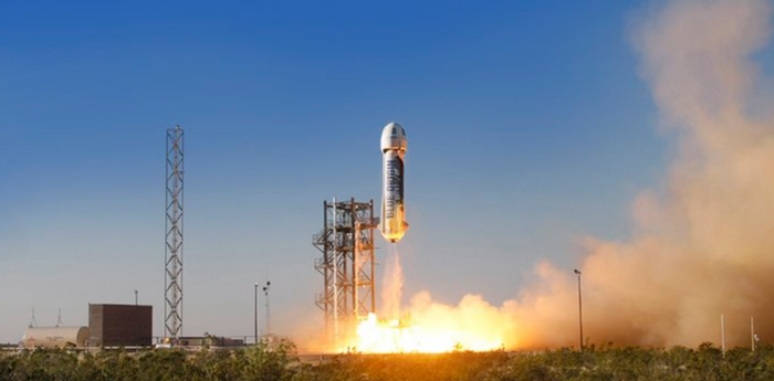 The New Shepard rocket is a Blue Origin success story, but it may soon be destroyed in a scheduled emergency system test.