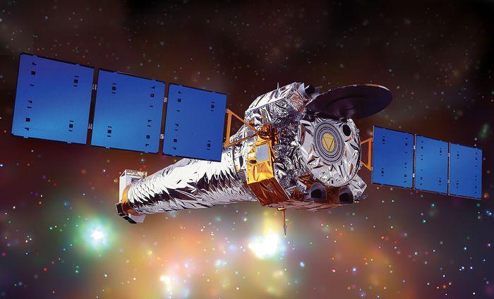 Chandra X-ray Observatory. Credit: Wikipedia
