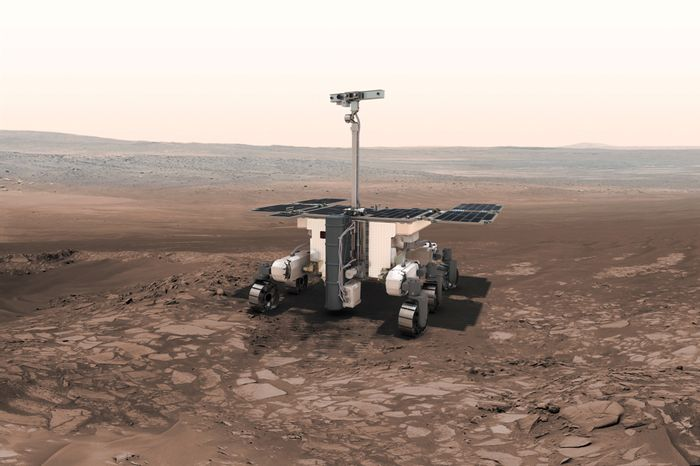 ExoMars 2 mission faces even more delays.