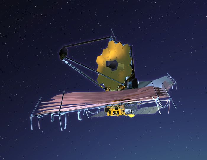 The James Webb Space Telescope has a very different design from the Hubble Space Telescope, but it will let us see further into space, and much more clearly.