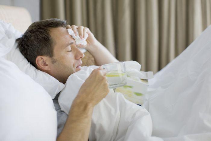 Estrogen protects against flu virus, men not so lucky