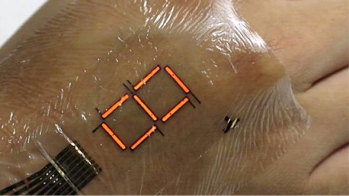 E-skin can monitor body's oxygen level