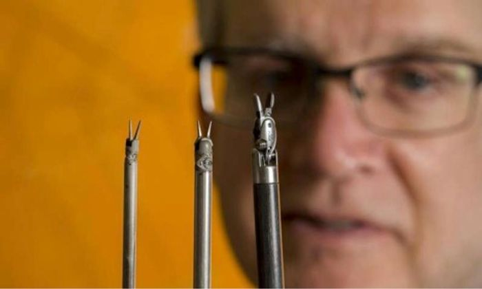 Spencer Magleby and the tiny origami-inspired surgical devices