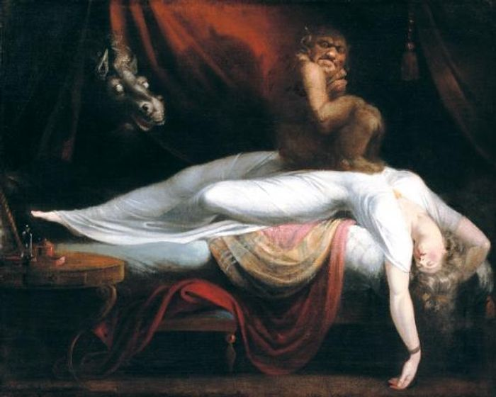 The Nightmare, by Henry Fuseli (1781) | Image: wikimedia.org