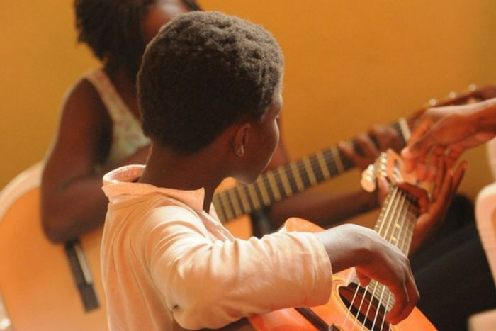 Music helps the brain process learning