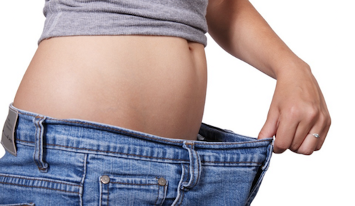 Where does lost weight end up? / Image credit: Pixabay