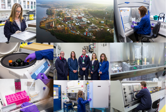 CNL's Targeted Alpha Therapy Research Laboratory (CNL)