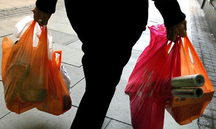 Plastic bags are used for everything in daily Moroccan life. Photo: cctv-africa.com