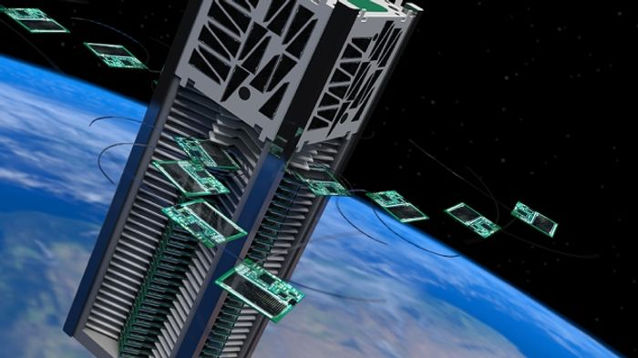 104 chipsats will be deployed into space as a part of the upcoming KickSat 2 project.