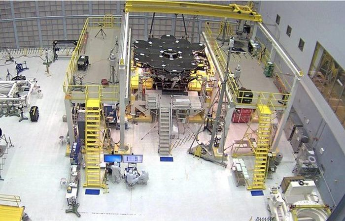 The James Webb Space Telescope assembly is ahead of schedule and going well.