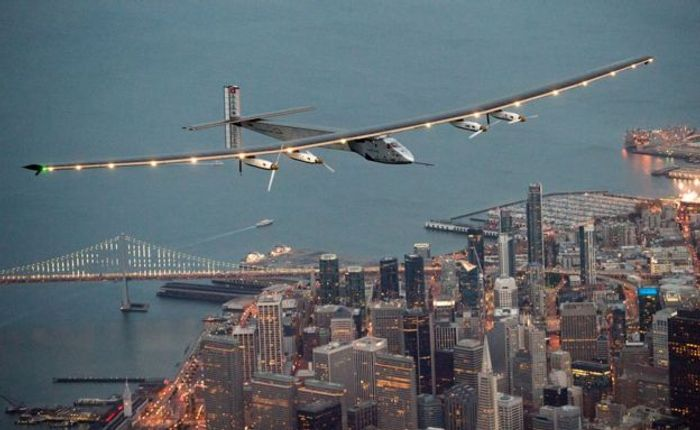 Solar Impulse 2 has made a successful landing in California, powered only by the Sun.