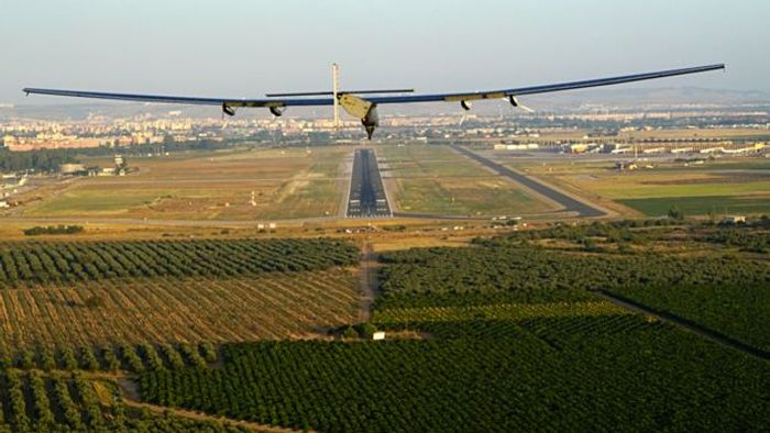 Solar Impulse 2 has successfully crossed the Atlantic Ocean and landed in Seville, Spain.