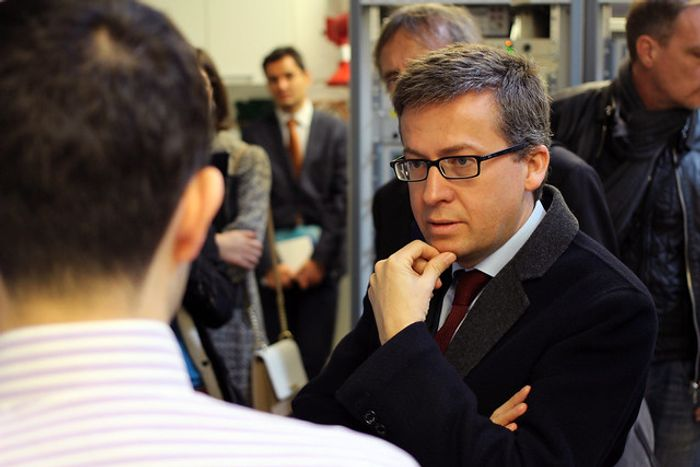 Carlos Moedas, credit: UCL Mathematical & Physical Sciences on Flickr, CC 2.0