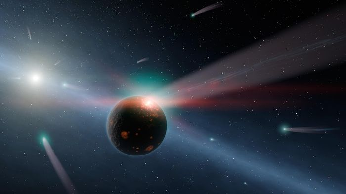 A star is headed for our Solar System, and it might stir up some real chaos.