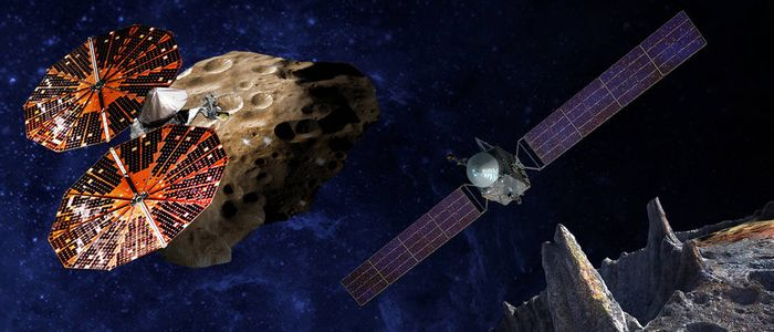 NASA announces two important new space exploration missions for our Solar System.