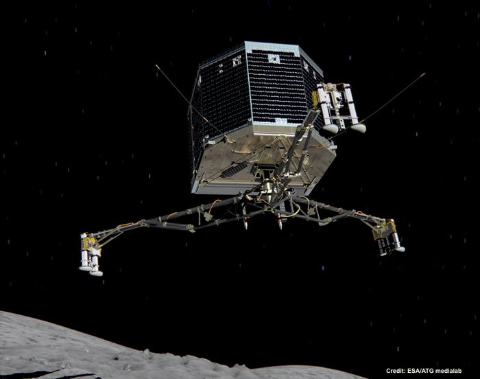 Scientists will now stop trying to reach out to Philae after it fails to answer any requests for information.