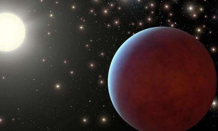 Four giant exoplanets have been discovered in distant systems.