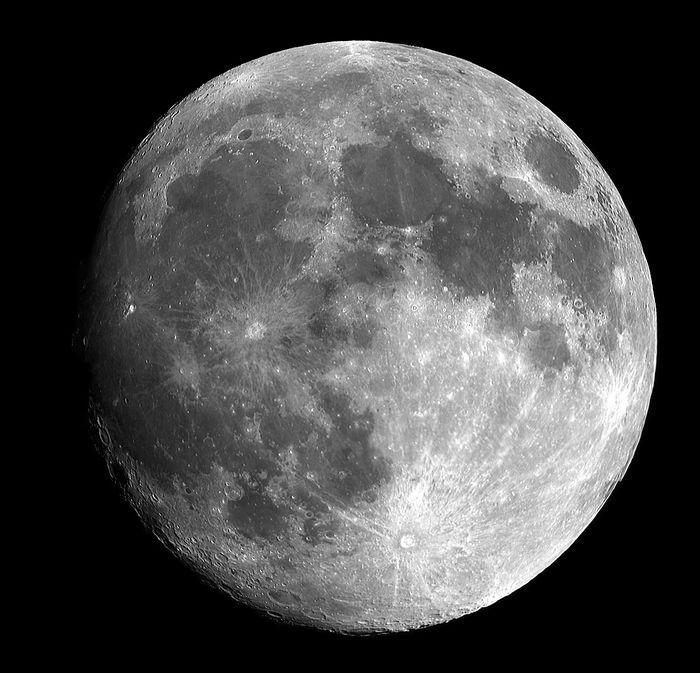 The moon is old, we know that, but just how old is it?