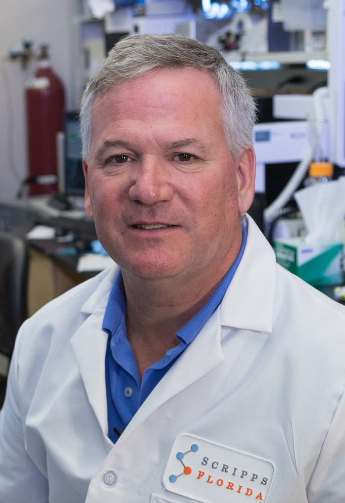 Patrick R. Griffin is a professor on the Florida campus of The Scripps Research Institute.