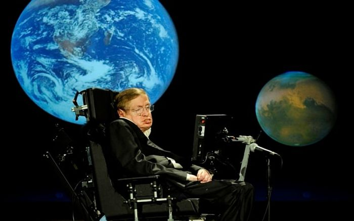Stephen Hawking believes we will need to colonize other planets to survive.