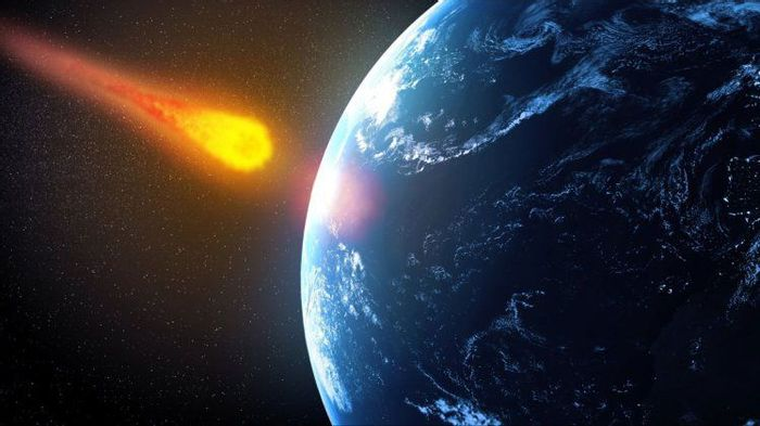 Space rocks enter Earth's atmosphere all the time, but most of them burn up.