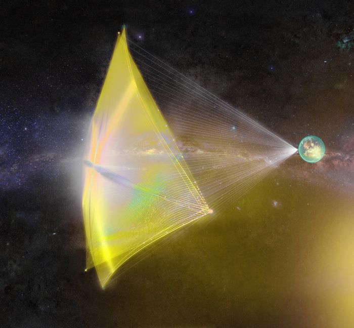 Breakthrough Starshot, an initiative that sounds like something from science fiction, may soon have some targets in mind thanks to funding from the ESO that will improve exoplanet-finding tools here on Earth.