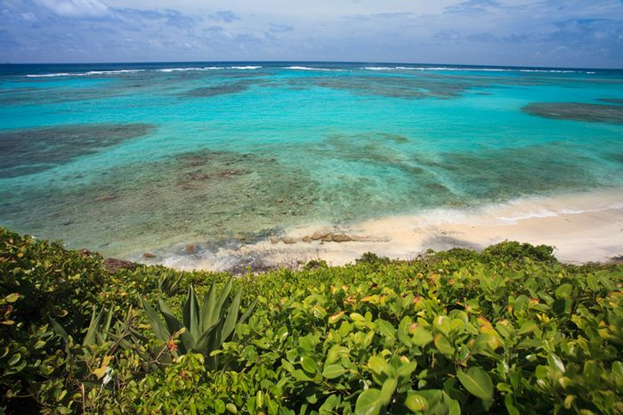 The Caribbean is known for its breathtaking waters. Photo: Caribbean Challenge Initiative