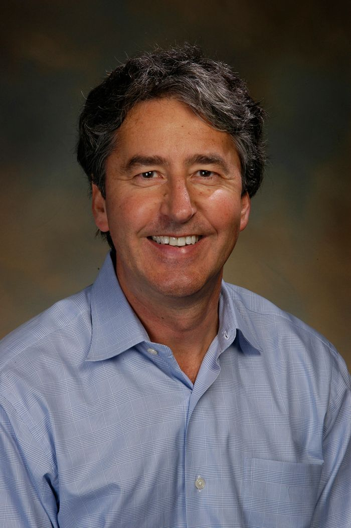 Gerald F. Joyce is a professor at The Scripps Research Institute.