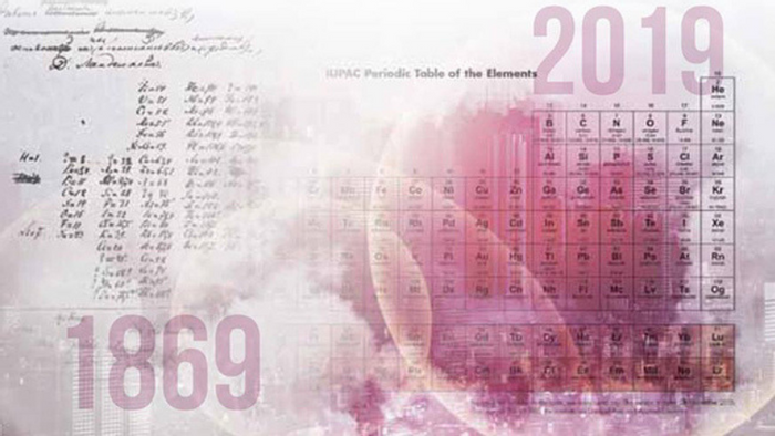 Celebrating the 150 years of the periodic table (UN)