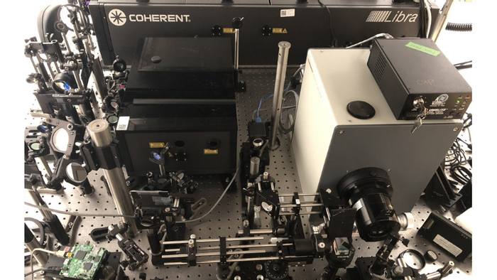The ultrafast camera (INRS)