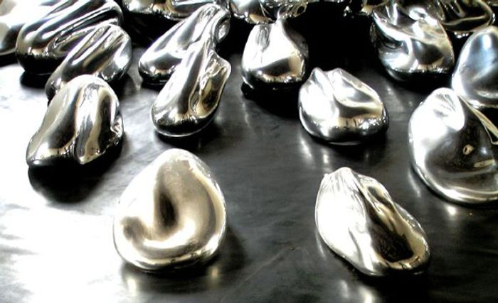 Transformable liquid metal, reminiscent of the Terminator (Image credit: Shelley Brunt, Flickr)