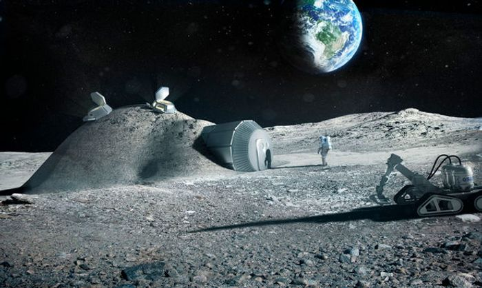 Russia has a growing interest in having a lunar base in coming decades.